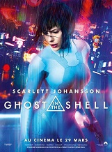 Ghost In The Shell : Dans un futur proche, le Major est unique en son genre: humaine sauvée d'un terrible accident, son corps aux capacités cybernétiques lui permet de lutter contre les plus dangereux criminels.