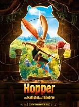 Hopper et le hamster des ténèbres: Bienvenue au royaume de Plumebarbe ! Le jeune Hopper Chickenson est le fils adoptif du Roi Arthur, un célèbre lièvre aventurier.