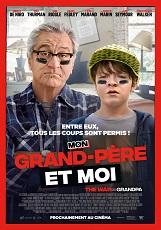 Mon grand-père et moi: Peter, 10 ans, doit, à la demande de ses parents, libérer sa chambre pour son grand père et s'installer, à contre cœur, au grenier.