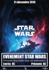 Les revendeurs de la journée évènement Star Wars: Découvrez la liste des revendeurs de la journée évènement Star Wars du 21 décembre 2019 !
