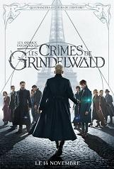 Les Animaux fantastiques - Les crimes de Grindelwald: 1927. Quelques mois après sa capture, le célèbre sorcier Gellert Grindelwald s'évade comme il l'avait promis et de façon spectaculaire.