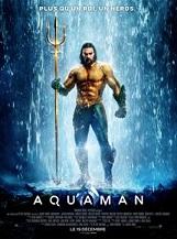 Aquaman: Personnage légendaire depuis 70 ans, Aquaman est le Roi des Sept Mers, régnant à contrecœur sur Atlantis.