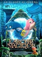 L' Arche magique: Delphi, un dauphin des plus timides, découvre l'Arche Magique, permettant de transformer n'importe quel poisson en ce qu'il souhaite devenir.