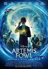 Artemis Fowl: Descendant d'une longue lignée de criminels, le jeune et richissime Artemis Fowl – 12 ans et déjà doté d'une intelligence hors du commun – s'apprête à livrer un éprouvant combat contre le Peuple des Fées