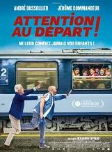 Attention au départ !: Rater le train, c'est moche. Alors le voir partir avec vos enfants et ceux de vos amis dont vous avez la charge, c'est une autre histoire…