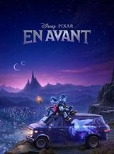En avant: Dans la banlieue d'un univers imaginaire, deux frères elfes se lancent dans une quête extraordinaire pour découvrir s'il reste encore un peu de magie dans le monde.
