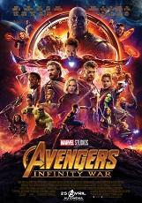 Avengers: Infinity War: Les Avengers et leurs alliés devront être prêts à tout sacrifier pour neutraliser le redoutable Thanos avant que son attaque éclair ne conduise à la destruction complète de l'univers.