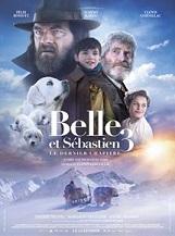 Belle et Sébastien 3 : le dernier chapitre: Deux ans ont passé. Sébastien est à l'aube de l'adolescence et Belle est devenue maman de trois adorables chiots.