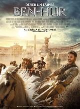 Ben-Hur: Ben-Hur retrace l'histoire épique de Judah Ben-Hur, un prince accusé à tort de trahison par Messala, son frère adoptif, officier de l'armée romaine.