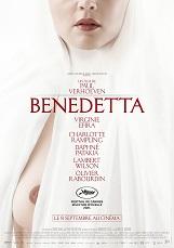 Benedetta: Au 17ème siècle, alors que la peste se propage en Italie, la très jeune Benedetta Carlini rejoint le couvent de Pescia en Toscane.