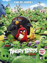 Angry Birds - Le Film: Ce film nous amène sur une île entièrement peuplée d'oiseaux heureux et qui ne volent pas – ou presque. Dans ce paradis, Red, un oiseau avec un problème de colère,