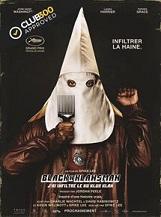 BlacKkKlansman - J'ai infiltré le Ku Klux Klan: Au début des années 70, au plus fort de la lutte pour les droits civiques, plusieurs émeutes raciales éclatent dans les grandes villes des États-Unis.CINE-CLUB DU 16 MAI A 20H