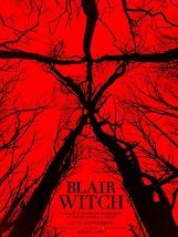 Blair Witch (déconseillé aux moins de 12 ans): James et un groupe d'amis décident de s'aventurer dans la forêt de Black Hills dans le Maryland, afin d'élucider les mystères autour de la disparition en 1994 de sa sœur, que beaucoup croient liée à la légende de Blair Witch.