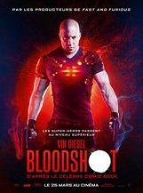 Bloodshot: Ray Garrison est un soldat tué en mission, et ramené à la vie par RST Corporations, l'entreprise qui l'a transformé en super-humain.