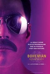 Bohemian Rhapsody: Bohemian Rhapsody retrace le destin extraordinaire du groupe Queen et de leur chanteur emblématique Freddie Mercury, qui a défié les stéréotypes, brisé les conventions et révolutionné la musique.