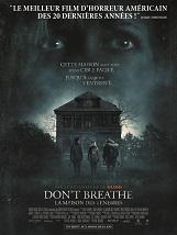Don't breathe - La maison des ténèbres (déconseillé aux moins de 12 ans): Pour échapper à la violence de sa mère et sauver sa jeune sœur d'une existence sans avenir, Rocky est prête à tout.