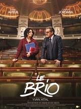 Le Brio: Neïla Salah a grandi à Créteil et rêve de devenir avocate. Inscrite à la grande université parisienne d'Assas, elle se confronte dès le premier jour à Pierre Mazard, professeur connu pour ses provocations et ses dérapages.