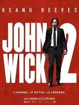 John Wick 2 (déconseillé aux moins de 12ans): John Wick est forcé de sortir de sa retraite volontaire par un de ses ex-associés qui cherche à prendre le contrôle d'une mystérieuse confrérie de tueurs internationaux.