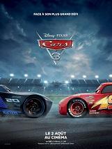 Cars 3: Dépassé par une nouvelle génération de bolides ultra-rapides, le célèbre Flash McQueen se retrouve mis sur la touche d'un sport qu'il adore.
