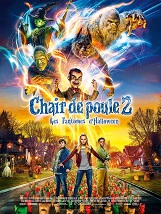 Chair de poule 2 : Les Fantômes d'Halloween: La suite de Chair de poule.