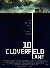 10 Cloverfield Lane(déconseillé au moins de 12 ans): Une jeune femme se réveille dans une cave après un accident de voiture. Ne sachant pas comment elle a atterri dans cet endroit, elle pense tout d'abord avoir été kidnappée.