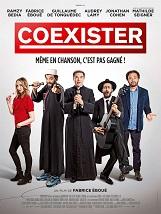 Coexister: Sous la pression de sa patronne, un producteur de musique à la dérive décide de monter un groupe constitué d'un rabbin, un curé et un imam afin de leur faire chanter le vivre-ensemble