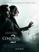 Conjuring 2 : Le Cas Enfield (à partir de 16 ans): Lorraine et Ed Warren se rendent dans le nord de Londres pour venir en aide à une mère qui élève seule ses quatre enfants