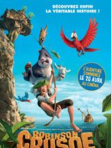 Robinson Crusoe: Mardi, un jeune perroquet, vit sur une île paradisiaque avec d'autres animaux. Il rêve de quitter son île pour découvrir le reste du monde
