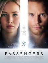 Passengers (3D): Alors que 5000 passagers endormis pour longtemps voyagent dans l'espace vers une nouvelle planète, deux d'entre eux sont accidentellement tirés de leur sommeil artificiel 90 ans trop tôt.