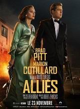 Alliés: L'agent secret Max Vatan rencontre la résistante française Marianne Beausejour lors d'une périlleuse mission derrière les lignes ennemies en Afrique du Nord en 1942.