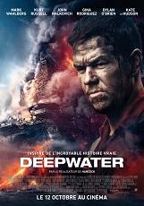 Deepwater: D'après l'incroyable histoire vraie de la plus grande catastrophe pétrolière de l'histoire.La plateforme Deepwater Horizon tourne non-stop pour tirer profit des 800 millions de litres de pétrole présents dans les profondeurs du golfe du Mexique.