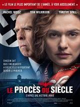 Denial-Le Procès du siècle: Deborah Lipstadt, historienne et auteure reconnue, défend farouchement  la mémoire de l'Holocauste.