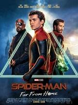 Spider-Man: Far From Home (3D): L'araignée sympa du quartier décide de rejoindre ses meilleurs amis Ned, MJ, et le reste de la bande pour des vacances en Europe.
