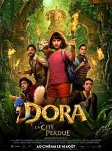 Dora et la Cité perdue: Après des années à explorer la jungle avec ses parents, Dora se prépare à vivre l'épreuve la plus difficile de sa vi
