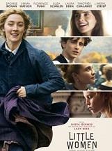 Les Filles du Docteur March: Une nouvelle adaptation du classique de Louisa May Alcott, narrant l'histoire de quatre filles de la classe moyenne durant la Guerre de Sécession.