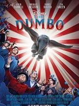 Dumbo: Les enfants de Holt Farrier, ex-artiste de cirque chargé de s'occuper d'un éléphanteau dont les oreilles démesurées sont la risée du public, découvrent que ce dernier sait voler...