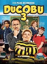 Ducobu 3: Nouvelle rentrée des classes pour l'élève Ducobu, Léonie Gratin et l'instituteur Latouche. Mais cette année, un rival de taille pour Ducobu débarque à l'école