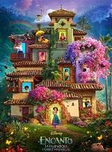 Encanto: L'histoire de la fantastique famille Madrigal, qui vit dans une maison enchantée nichée dans les montagnes de Colombie, un endroit merveilleux et charmant appelé Encanto.