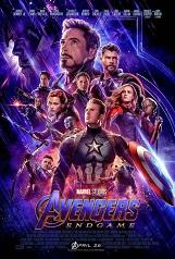Avengers: Endgame: Thanos ayant anéanti la moitié de l'univers, les Avengers restants resserrent les rangs dans ce vingt-deuxième film des Studios Marvel, grande conclusion d'un des chapitres de l'Univers Cinématographique Marvel.