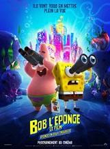 Bob l'éponge - Le film : Éponge en eaux troubles: Suite à l'escargotnapping de Gary, son compagnon de toujours, Bob entraîne Patrick dans une folle aventure vers la Cité Perdue d'Atlantic City afin de le retrouver.