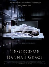 L'Exorcisme de Hannah Grace: Une ex-policière déchue en désintoxication accepte un travail dans la morgue de l'hôpital où elle se soigne.
