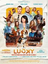 Lucky: Pour s'en sortir financierement, Willy et son pote Tony, endette?s de naissance, ont une ide?e de ge?nie : voler un chien de la brigade des stups.