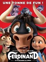 Ferdinand: Ferdinand est un taureau au grand cœur. Victime de son imposante apparence, il se retrouve malencontreusement capturé et arraché à son village d'origine.