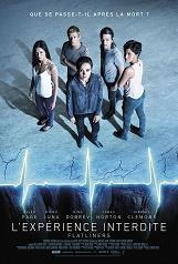 L'Expérience interdite - Flatliners: Pour découvrir ce qui se passe après la mort, cinq étudiants en médecine se lancent dans une expérience aussi audacieuse que dangereuse.