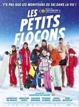 Les Petits Flocons: Des sommets enneigés, le ciel bleu... En vacances à la montagne, Wanda ne peut pas skier, sa jambe a triplé de volume à cause d'une phlébite. Pas de veine pour une mannequin jambe !