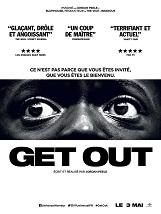Get Out (déconseillé -12ans): Couple mixte, Chris et sa petite amie Rose  filent le parfait amour. Le moment est donc venu de rencontrer la belle famille