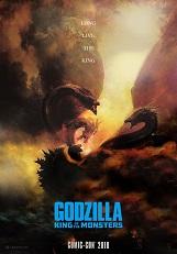 Godzilla: King of the Monsters: L'agence crypto-zoologique Monarch doit faire face à une vague de monstres titanesques, comme Godzilla, Mothra, Rodan et surtout le redoutable roi Ghidorah à trois têtes.