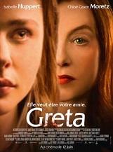 Greta: Quand Frances trouve un sac à main égaré dans le métro de New York, elle trouve naturel de le rapporter à sa propriétaire.