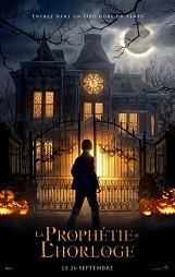 La Prophétie de l'horloge: Cette aventure magique raconte le récit frissonnant de Lewis, 10 ans, lorsqu'il part vivre chez son oncle dans une vieille demeure dont les murs résonnent d'un mystérieux tic-tac.