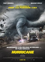 Hurricane: Profitant du plus gros ouragan ayant jamais touché les Etats-Unis, une équipe de braqueurs d'élite infiltre la plus grande réserve de billets des États-Unis.